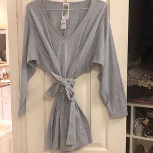 NWT Free People Grey Dress